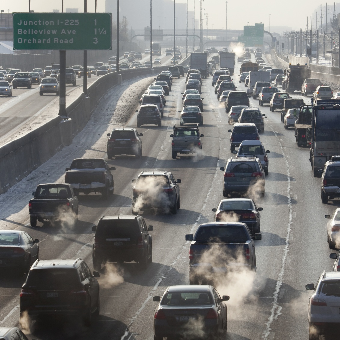 Weaker Clean Car Rules Threaten Southwest's Air, Public Health